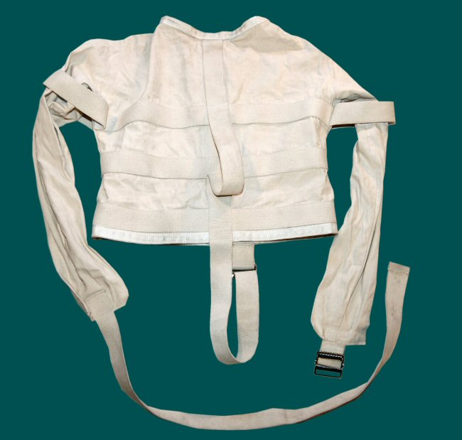 Monkey Dungeon's Classic Straitjacket